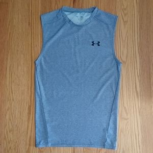 Under Armour sleeveless compression shirt